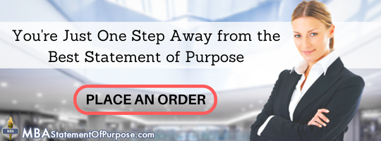 statement of purpose for marketing management