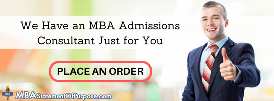 best mba admissions consulting