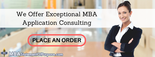 experienced mba admissions consultant